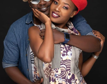Former Auntie Boss actress, Nyce Wanjeri flaunts new lover months after marriage breakup