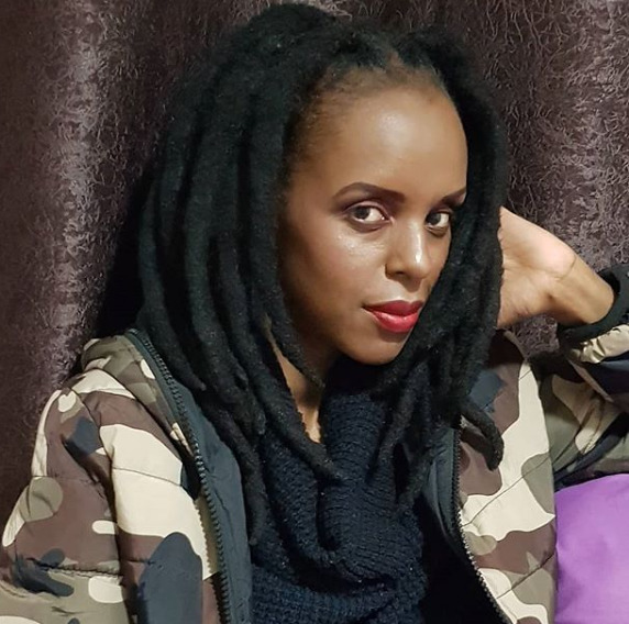 ¨My boyfriend moved on with a young lady, after I fell ill¨ Njambi Koikai makes sad revelation