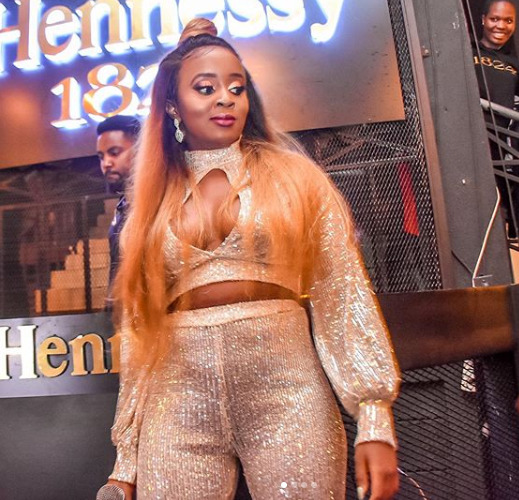 Nadia Mukami angrily rants over mistreatment during local Valentine´s concert