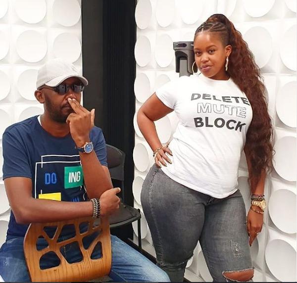 ¨Why is everyone cheating?¨ Kamene and Kibe narrate their scandals