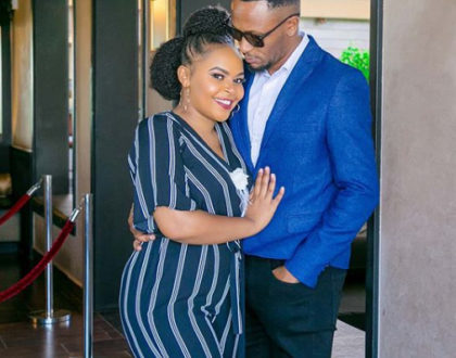 ¨He was broke but his honesty promised me a bright future with him¨ Size 8 opens up on settling for DJ Mo