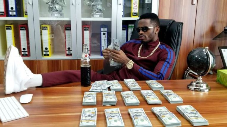 I make a lot of money from my Kenyan fanbase - Diamond Platnumz reveals