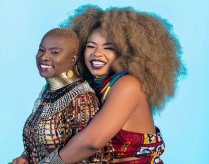 Yemi Alade celebrates African culture in 'Shekere' featuring Angelique Kidjo (Video)