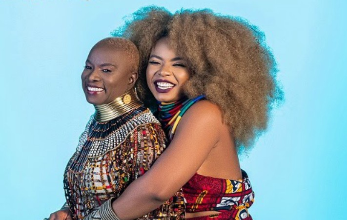 Yemi Alade celebrates African culture in 'Shekere' featuring Angelique Kidjo (Video)