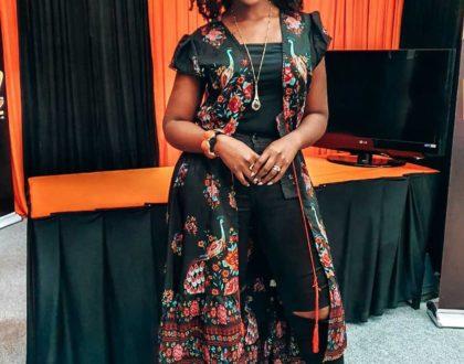Joyce Omondi praises Jehovah inThis Is My God