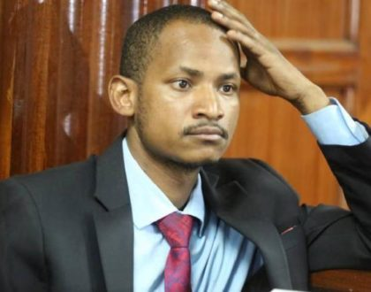 """Yuck!"" Babu Owino rejected, blocked and exposed by young lady he was hitting on (Photos)"