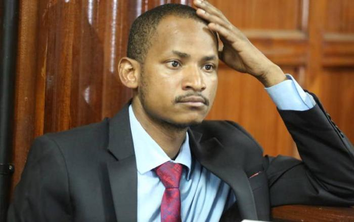 Babu Owino ready to battle Otile Brown for the Embakasi East seat (Videos)