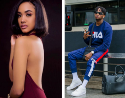 Did Diamond opt out of Tanasha´s EP launch over a cheating scandal?