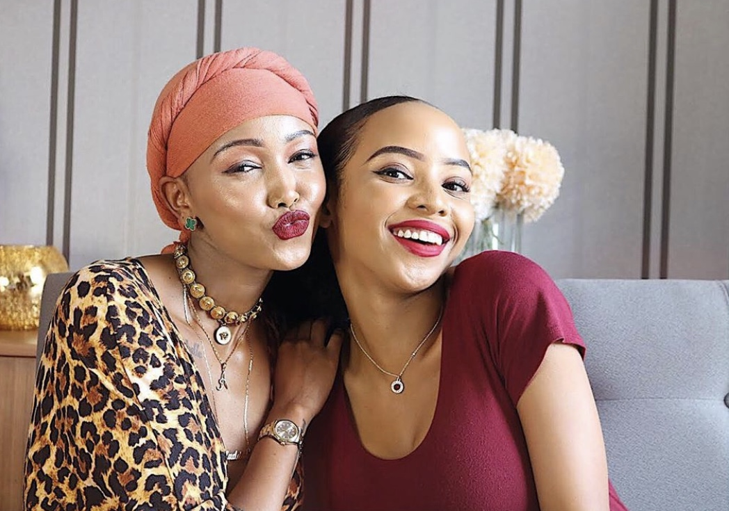 'But what's your bank balance:' Huddah trolling Tanasha Donna for celebrating her 3 Million followers?