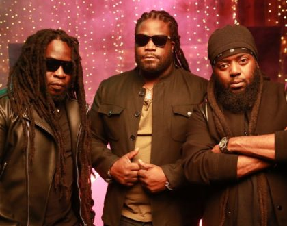 Morgan Heritage's 'race of talent' search across Africa lands them to this budding superstar