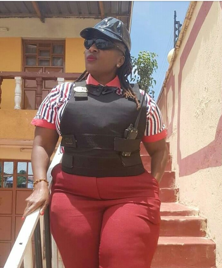 Detective Jane Mugo apologizes to Kenyans after many were roughed up during curfew time