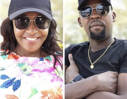 Blessings on blessings! Milele FM's Alex Mwakideu and wife expecting baby number 4
