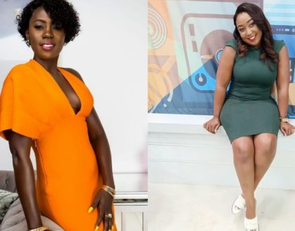 """Betty Kyallo, you are a Hero!"" Akothee's open letter to the single mother"