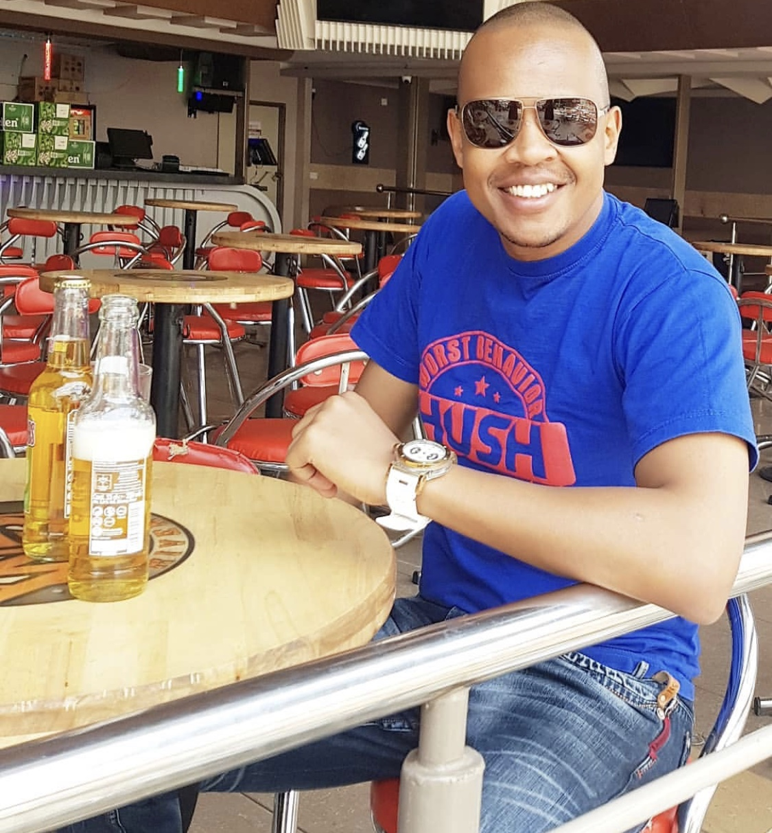 It's a trap!DNG warns Nyashinski against working with his new wife