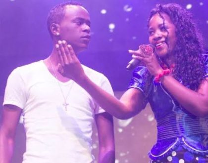 Why Gloria Muliro refused to appear in same music video as Willy Pozee! (Video)