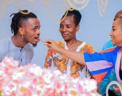 Exposed! Why Diamond´s family held a party to celebrate Tanasha´s exit