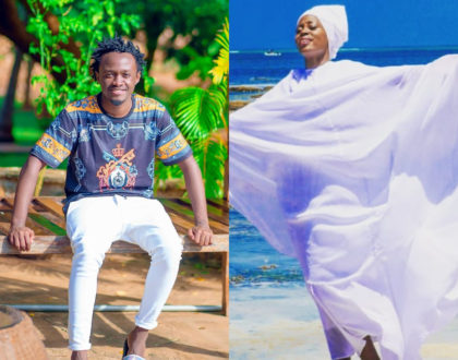 "Bahati redeems himself as he teams up with Akothee for ""Nakupa Moyo """