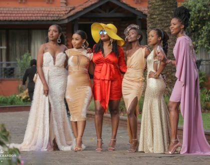 Champagne house, Moët & Chandon host luxurious star-studded tea party at Nairobi´s Fairmont the Norfolk hotel [PHOTOS]