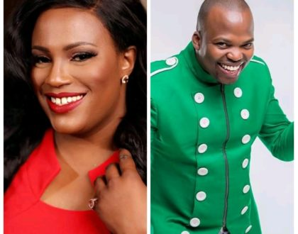 Nana Gecaga speaks on being married and pregnant for MC Jessy