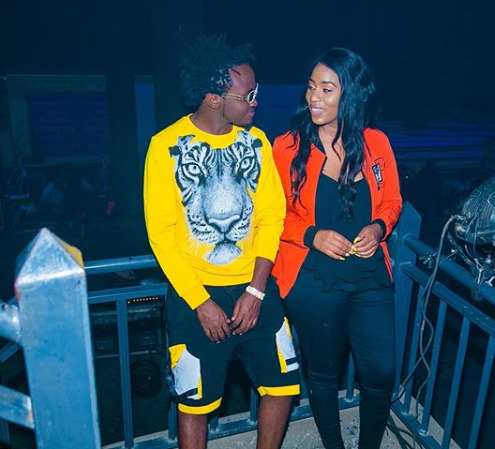 ¨I was out on a date with another man while I was dating you¨ Diana Marua confesses to Bahati