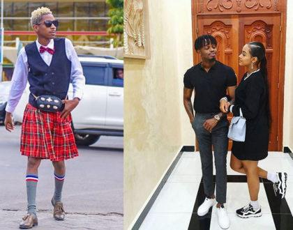 ¨Walinitoka!¨ Eric Omondi gives an update on Tanasha and Diamond´s relationship