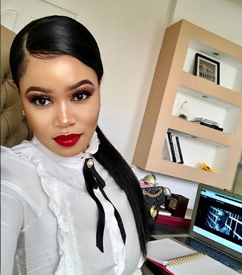 ¨Stop the blame game!¨ Vera Sidika defends the government against China flights at JKIA