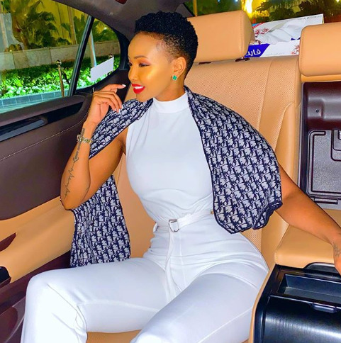 Photo gone wrong! Huddah Monroe trolled for too much filter and possible cosmetic surgery