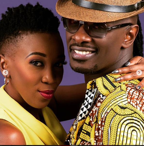 Nameless pens sweet message to his African Queen on her birthday
