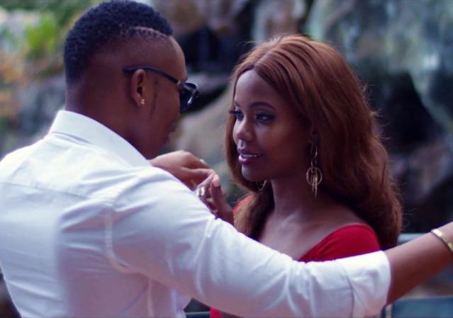 Otile Brown's 'Love' letter to Sanaipei Tande turns heads