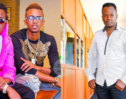 Bahati at loggerheads with former EMB producer over copyrighted 'Roba Roba' song