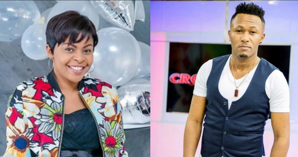 """Now you will spending time at home with me!"" A jubilant Size 8 mocks DJ Mo after curfew announcement"