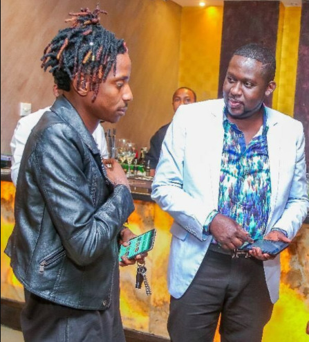 How Mwalimu Churchill molded Eric Omondi's comedy career - Eric explains