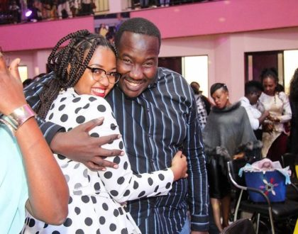 Willis Raburu's ex wife flaunts her excellent dance skills for the first time (Video)