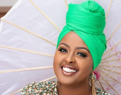 Amina Abdi Rabar set to light up the stage at the 7th AMVCA gala in Lagos, as the female Co-host alongside TV Host IK Osakioduwa