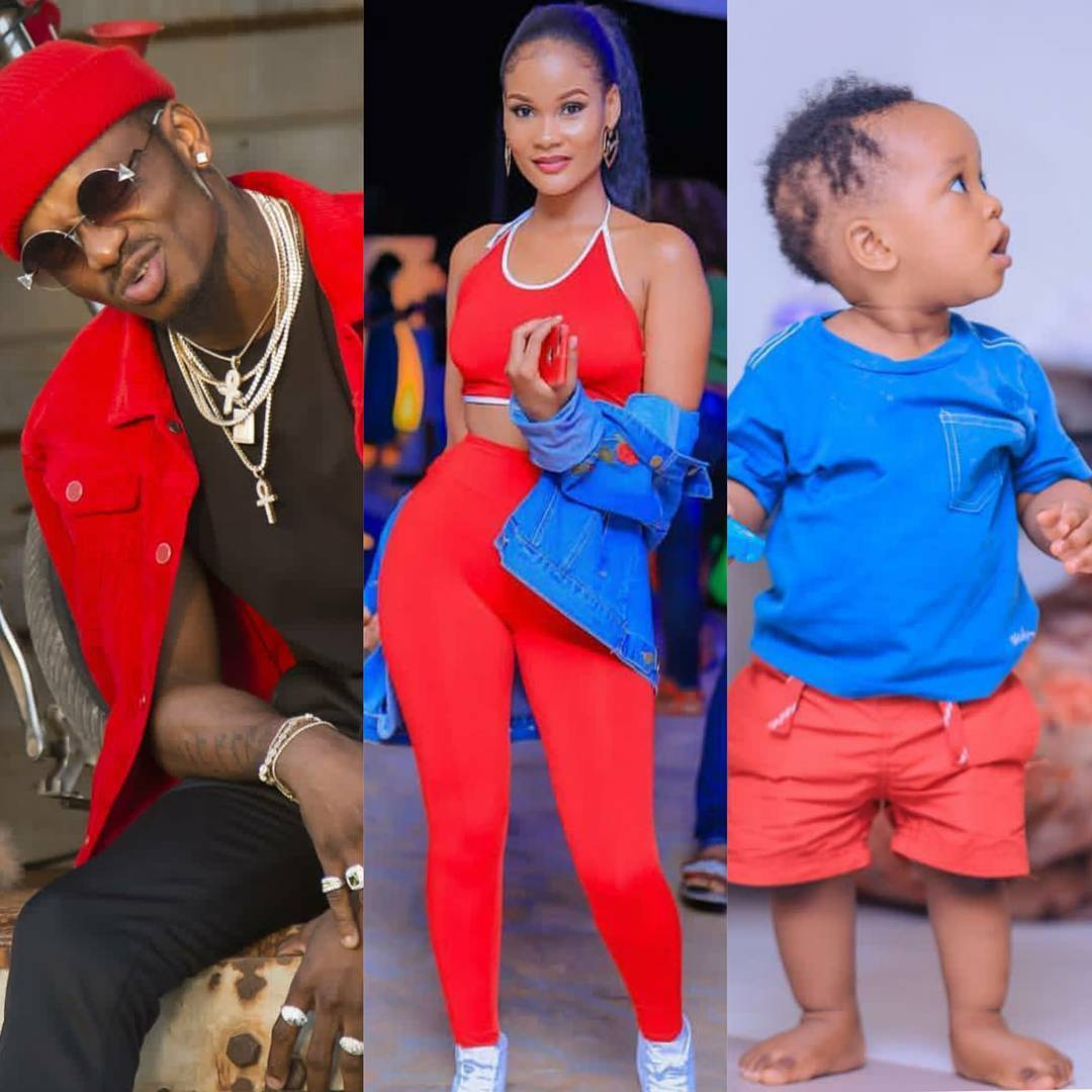¨We cannot get back together but Diamond is a responsible father to our son¨ Hamisa Mobetto lets out