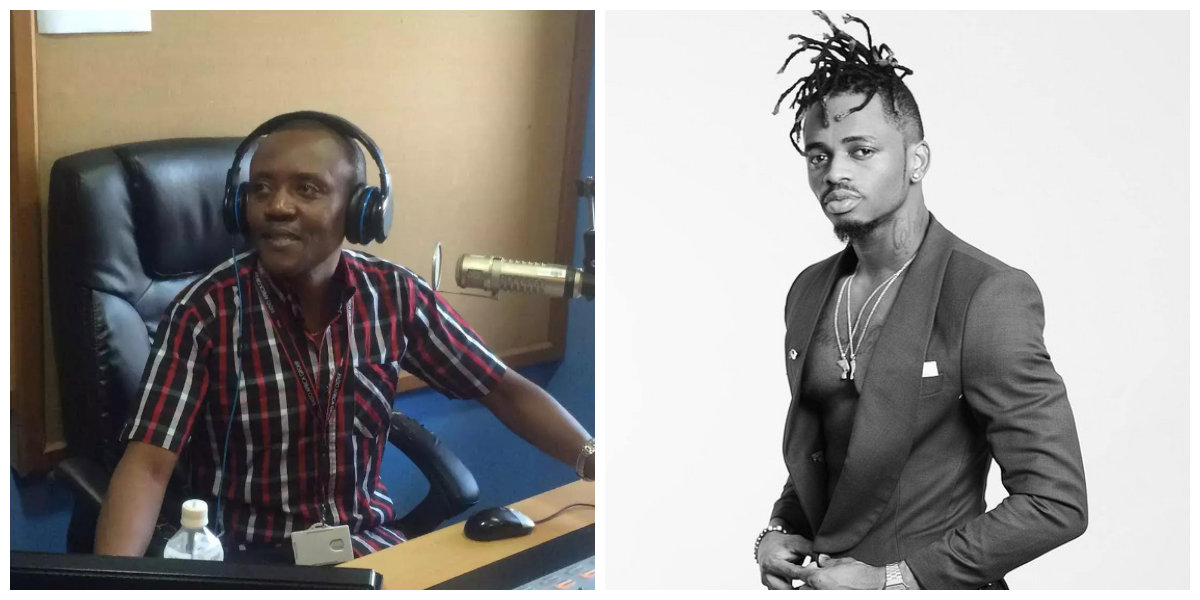Maina Kageni spills Diamond Platnumz´ confessions on being a serial cheater