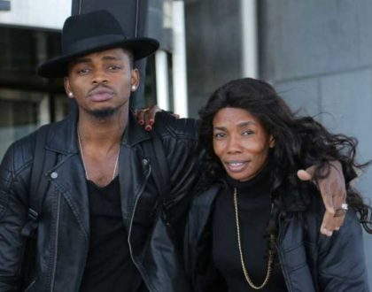 No DNA needed: Meet Diamond Platnumz youngest sister who looks exactly like him (Photo)