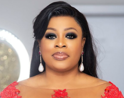 Sinach gives thanks to God in 'All Things Are Ready'