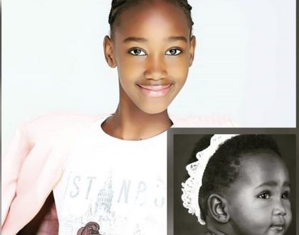 Nameless and Wahu's 14 year old daughter shares interesting unknown details about her parents!