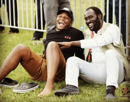 DJ Shiti reveals his first stage name and why he was forced to change it!