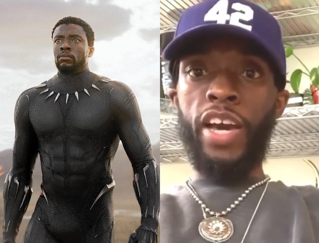 King of Wakanda, Chadwick Boseman worries fans after stepping out looking 'skinnier' than ever