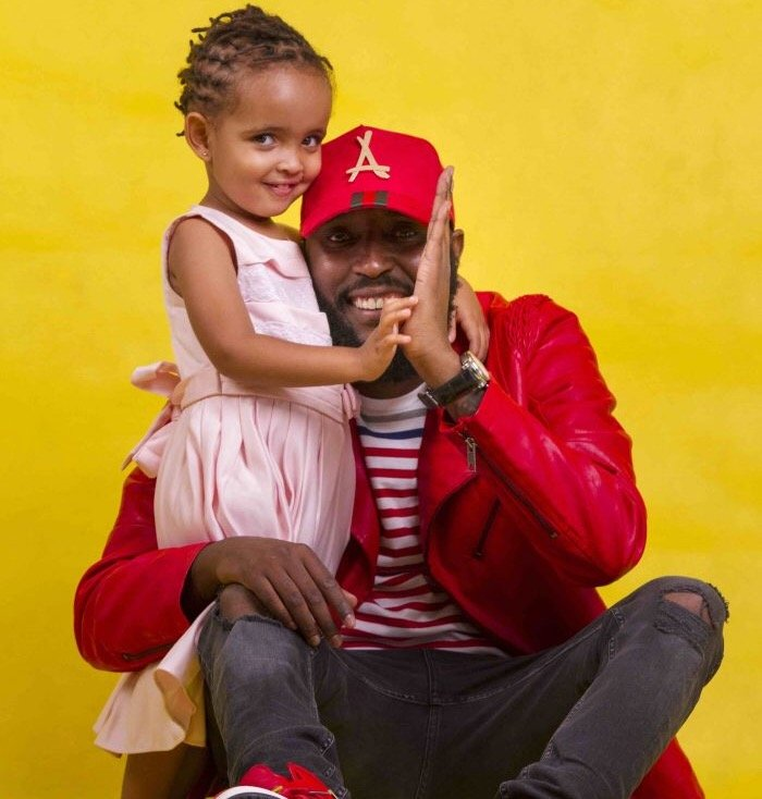 """""""You complete my life"""" Shaffie Weru's touching message to daughter as she turns 6"""