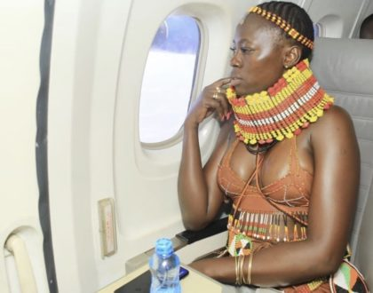 Savage! Akothee fat shames fan in a post that will leave the lady in tears!