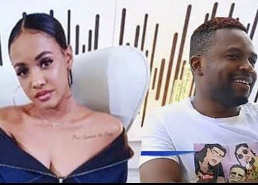 """Jaribu tu!"" Kenyans dare Diamond Platnumz alleged gay friend to insult Tanasha Donna or her family!"