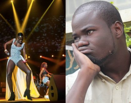 """Someone tell Mulamwah to come back here!"" Akothee goes on an angry rant online"