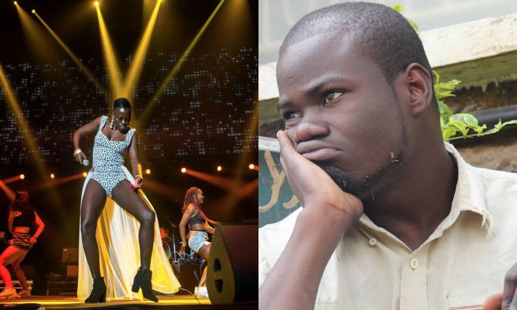 """""""Someone tell Mulamwah to come back here!"""" Akothee goes on an angry rant online"""