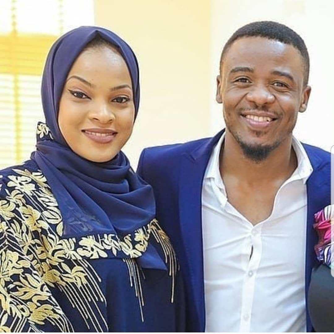Ali Kiba and Amina Khalefs