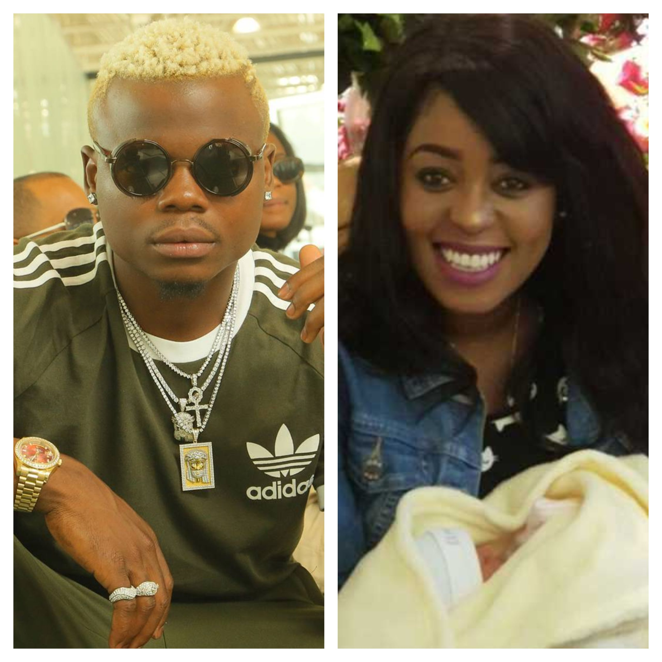 """""""No wonder Liam takes after you..."""" an emotional Lilian Muli confesses her son is a replica of Harmonize"""