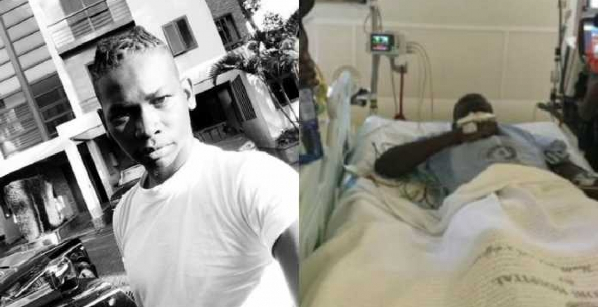 DJ Evolve finally discharged from hospital (Video)