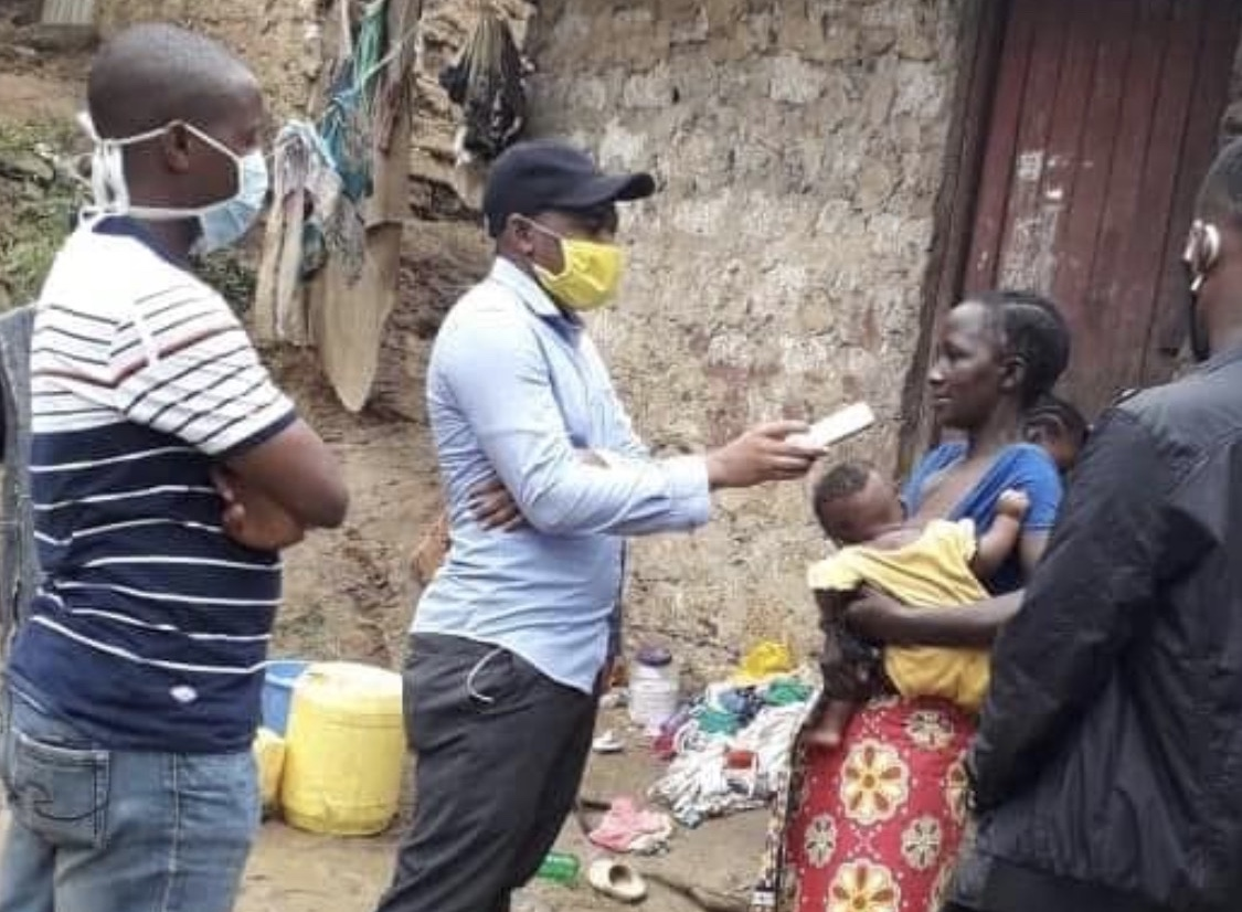 Mother boils stones as food for her children in Kisauni, Mombasa!